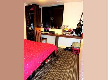 *DOUBLE BED EN SUITE  PENTHOUSE FLAT CITY CENTER AVAILABLE...