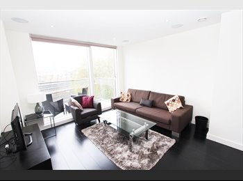 an stunning one bedroom waterfront ,gym, swimming pool