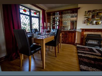 EasyRoommate UK - NEWLY FURNISHED 4 DOUBLE BEDROOM HOUSE - Chesterton, Newcastle under Lyme - £350 pcm