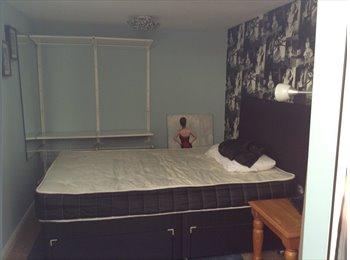 Annexe room in quiet area of Bretton