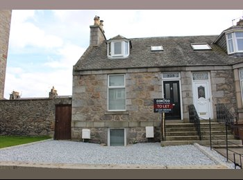 EasyRoommate UK - 1 x Double Room in a Beautiful Renovated House in the City Centre, Aberdeen - £395 pcm