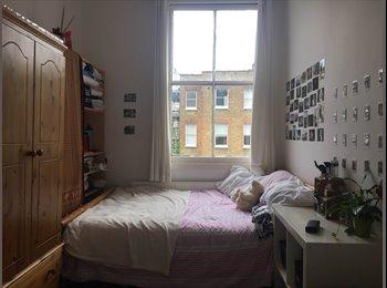 EasyRoommate UK - Large double room in adorable Islington flat share! - Islington, London - £800 pcm