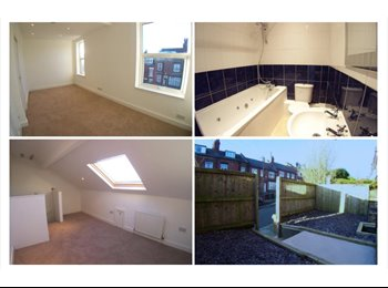 2 x Large Double Rooms - Recently Renovated, Fully...
