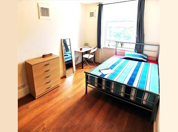 EasyRoommate UK - 4 BRIGHT&STYLISH ROOMS SAME FLAT*ZONE 2 WESTBOURNE PARK!OFFER TODAY FOR NEW TENANTS - Maida Hill, London - £737 pcm