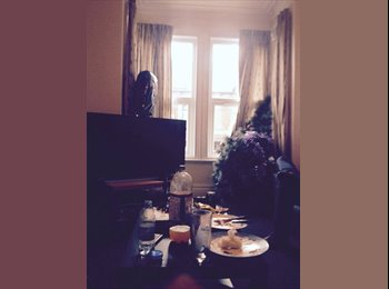 Spacious double room in flat with kind hearted, artistic...