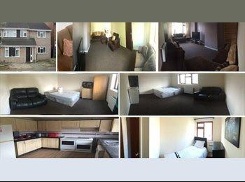 EasyRoommate UK - DOUBLE ROOM , BILLS INC. UNLIMITED WEB FULL SKYTV - Thurmaston, Leicester - £375 pcm