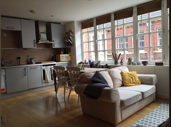 EasyRoommate UK - Small double room for rent in LE1 first floor flat - Leicester Centre, Leicester - £95 pcm