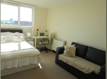 EasyRoommate UK - Very large double room Holloway/ Tufnell Park, in Islington, bills included - Holloway, London - £710 pcm