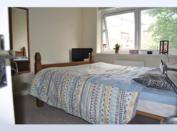 EasyRoommate UK - double bedroom with garden - Bermondsey, London - £800 pcm