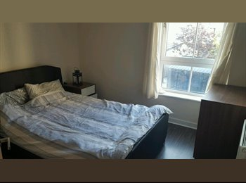 Double room in Gorbals, near Glasgow Green