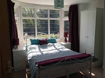 EasyRoommate UK - Spacious Double Room For Rent  - Littleover, Derby - £500 pcm
