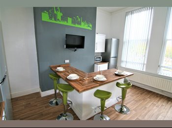EasyRoommate UK - **LUXURY EN-SUITE BEDROOMS, REFURBISHMENT NOW FINISHING, OPEN TO VIEW - BOOK NOW**, Liverpool - £420 pcm