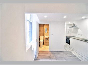 EasyRoommate UK - A fantastic newly refurbished self-contained double studio flat with mezzanine  - Kensington, London - £1,400 pcm