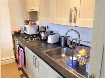 EasyRoommate UK - Lovely Double room to rent in big, bright and airy flat - Cricklewood, London - £538 pcm