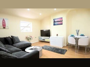 Double Room Available in Liverpool, Vauxhall