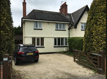 EasyRoommate UK - High Standard Rooms in a characteristic house - Anstey, Leicester - £450 pcm
