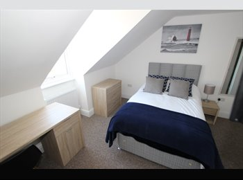 Newly refurbished state of the art Double Room, Available...