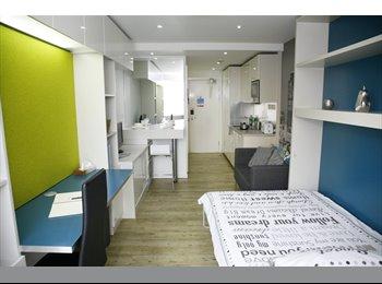 EasyRoommate UK - Modern Student Accommodation - Studio - Bethnal Green, London - £1,148 pcm