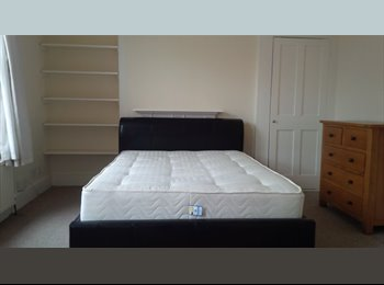 Bright Spacious Double Bed Room