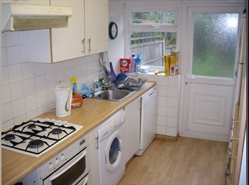 Double Room in great sociable houseshare