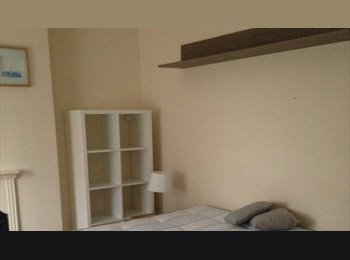 EasyRoommate UK - Single room with double bed, ideal for a nurse, London - £500 pcm