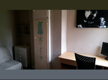 Room available in shared 3 bedroom house