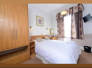 Deluxe Ensuite Single and Double Room in Lower Garden