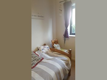 Newly decorated clean, quiet room