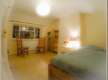 Bright room in Botley flatshare