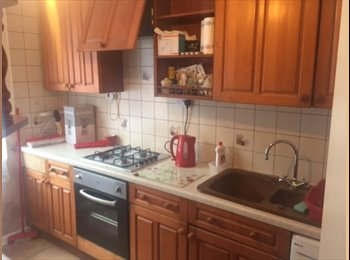 Double room to let in a lovely house - LU1