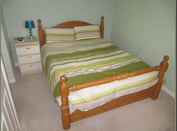 EasyRoommate UK - DOUBLE ROOM TO LET, Leamington Spa - £400 pcm