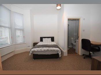 Ensuite Double Bedrooms for the professional market.