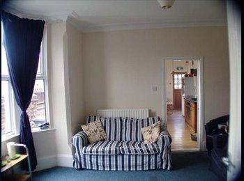 EasyRoommate UK - Large Double Bedroom in large friendly house, Bakersfield - £342 pcm