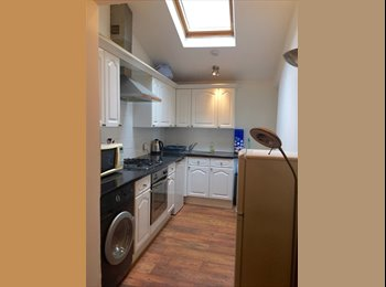 2 double bed flat - Hammersmith - 450pw inc bills!