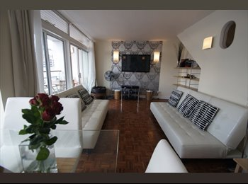 4 bed 2 bath room penthouse with big Launge