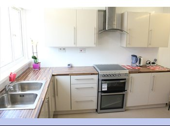 LARGE SINGLE & DOUBLE ROOMS*NEWLY RENOVATED HOUSE...