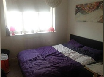 Double room Bristol city centre