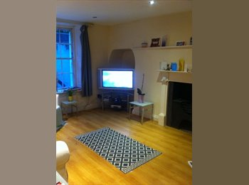 EasyRoommate UK - Double room to rent in lovely garden flat in Bath, Bath and NE Somerset - £463 pcm