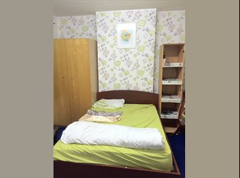 Master Bed Room for Rent to share with an Indian Family....