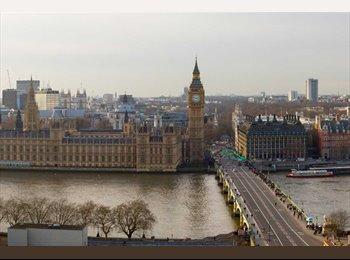 Spacious Studio in Westminster