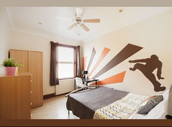 <> Modern Room in Zone 3 on the Central Line!!!!