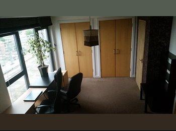Large double room & suite on top floor & terrace