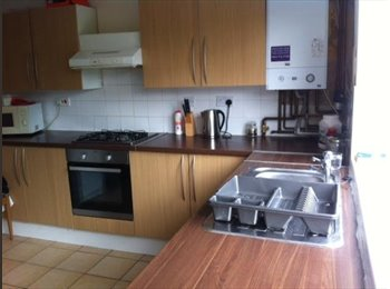 2 double rooms in the same house available for rent in...