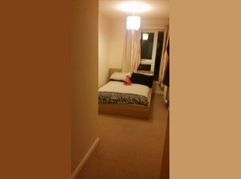 EasyRoommate UK - Double Room to rent in two bedroom flat. Smack bang in the centre of Crawley!, Crawley - £480 pcm