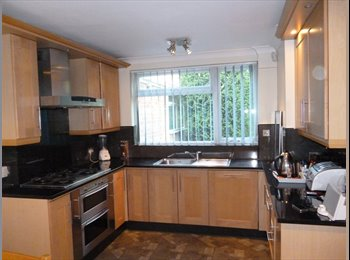 EasyRoommate UK - LARGE DOUBLE BEDROOMS AVAILABLE  IN OUTSTANDING HOUSE, Birmingham - £450 pcm