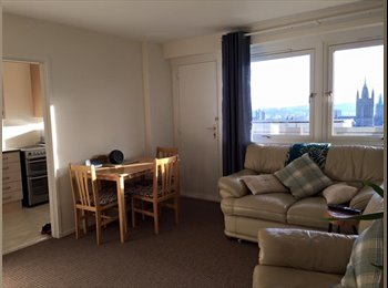 Beautiful Furnished Double Bedroom With Balcony!