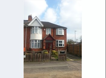 EasyRoommate UK - Room to let near General Hospital, Leicester - £300 pcm