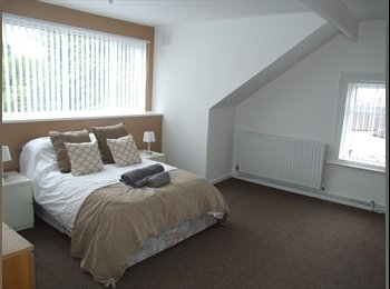 EasyRoommate UK - Newly refurbished executive room immediately available - View it today don't miss out! , Leeds - £433 pcm