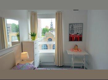 EasyRoommate UK - Lovely Double Room in 2BD Flat SE17 Zone 1 Elephant & Castle, London - £825 pcm