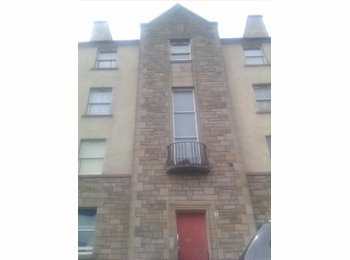 EasyRoommate UK - Double room available near London Road, Edimburgo - £435 pcm